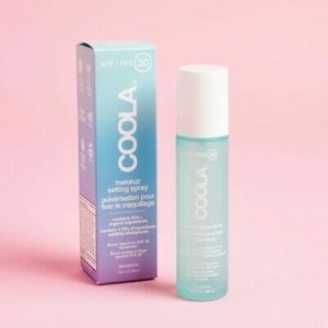 Coola Makeup Setting Spray SPF 30 Sunscreen 1.5oz
